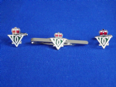 5th INNISKILLING DRAGOON GUARDS CUFF LINKS SET